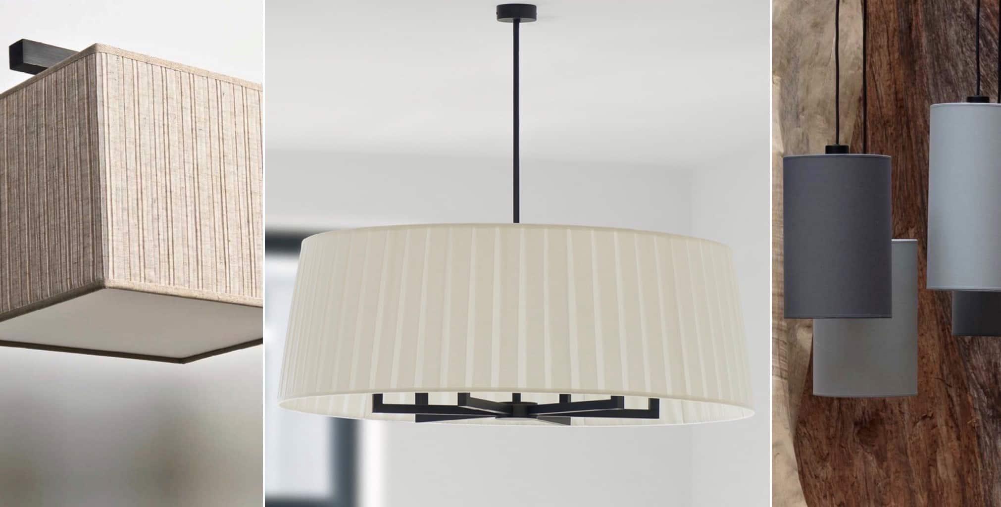 lustre et luminaire moderne