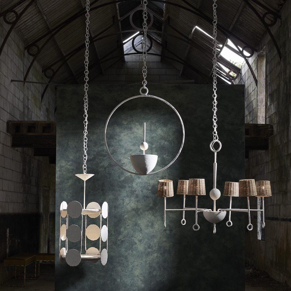bronte pendant, plafonnier, lustre, Porta Romana Luxembourg