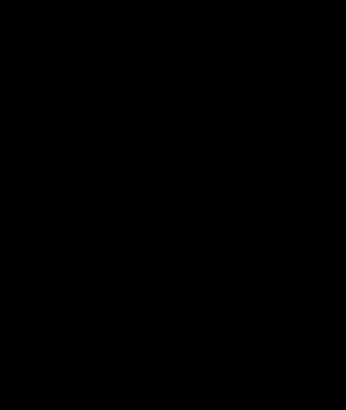 logo fournisseur de la cour noir et blanc