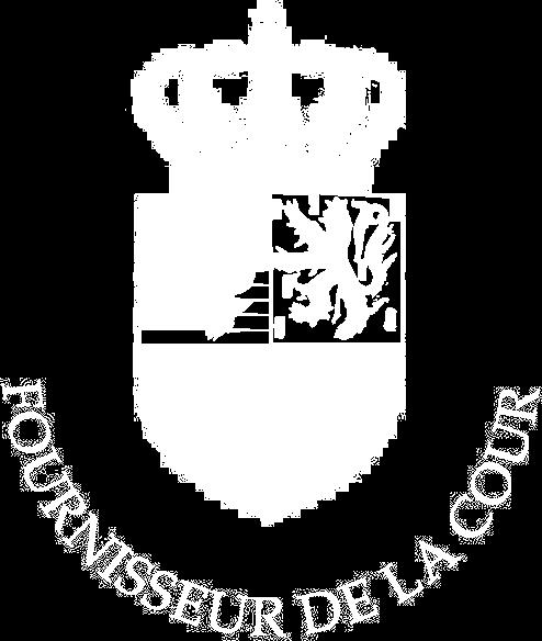 Logo Fournisseur de la cour du Luxembourg Blanc