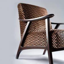 chaisse fauteuil zebré haut de gamme luxembourg